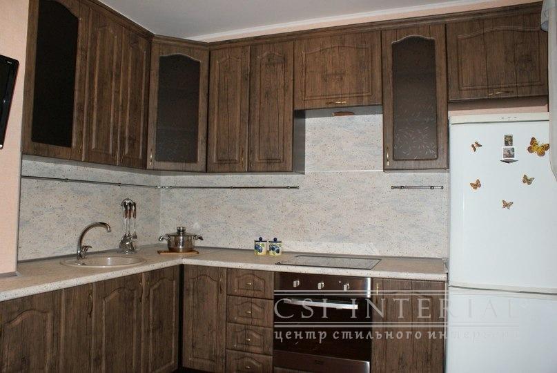 Фото кухонь для домов кпд в курске фото