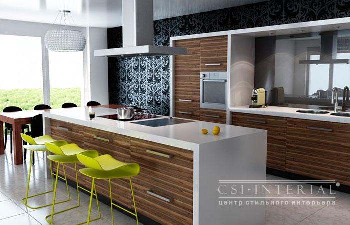 фото кухни дизайн из пластика