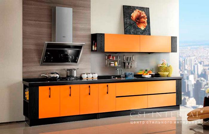 кухня дизайн фото из пластика