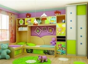 Уникальная и стильная мебель для детской