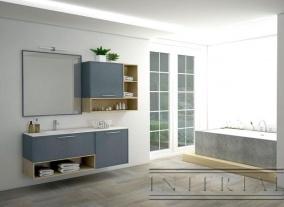 Модерн ванная комната, столешница для ванной